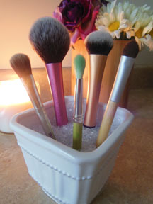 Classic Mini Multitasker Brush #45.5 by Sephora Collection #3